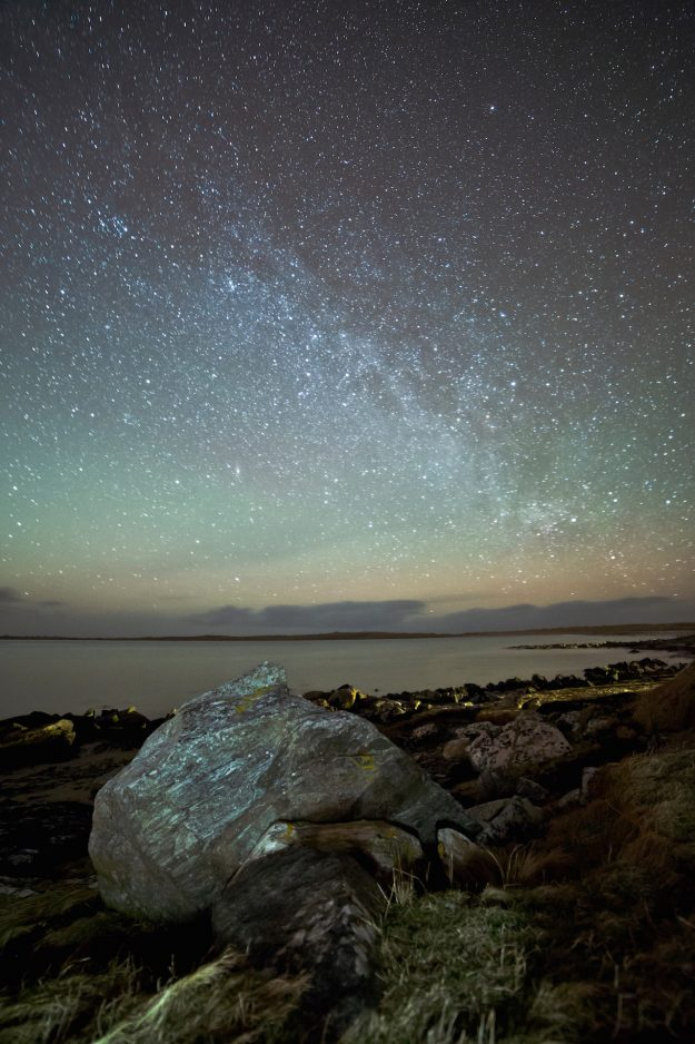 Outer Hebrides Hebridean holidays See & Do night sky